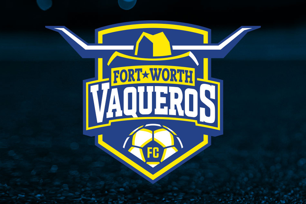 Graphic Design Logo Design Branding Ft. Worth Vaqueros Logo