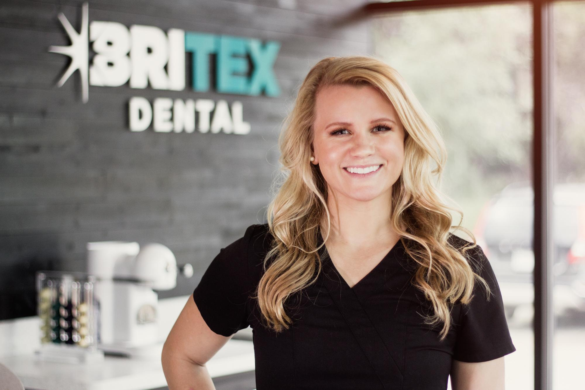 Britex Dental Headshots Photography
