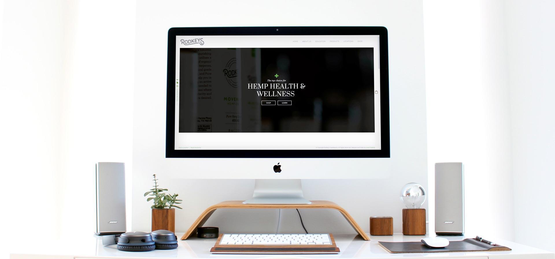 KFW Engineers Luna Creative Web Design