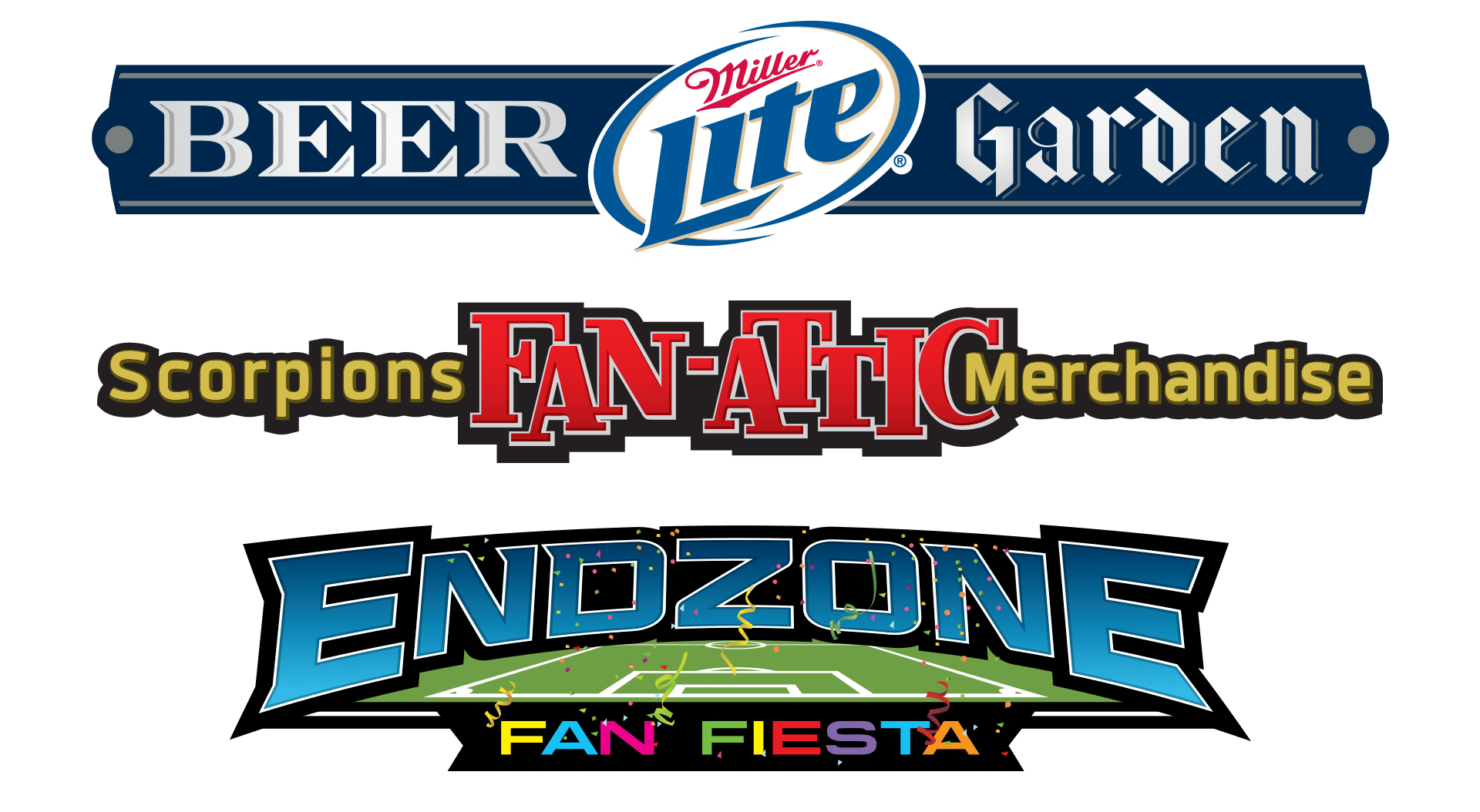 Toyota Field Venue Logo Designs